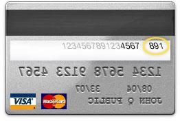Visa Kortin Numero